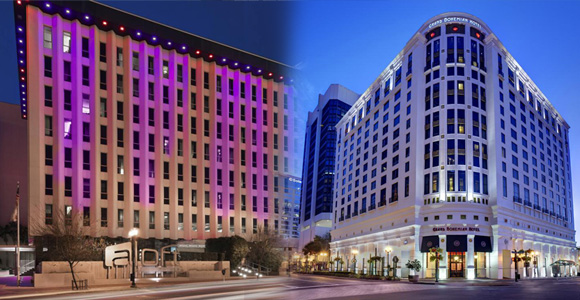 Aloft Hotel and Grand Bohemian